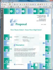 charter educational sample proposal