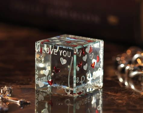 best romantic gifts for her on christmas spaceform cube gift ideas for him 1433 ebay