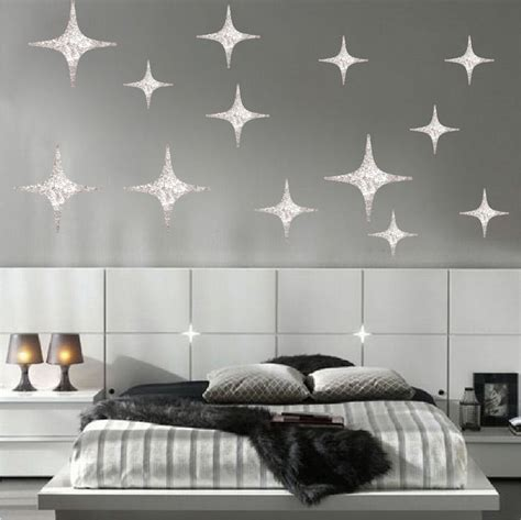 silver wall stickers silver wall decals murals primedecals
