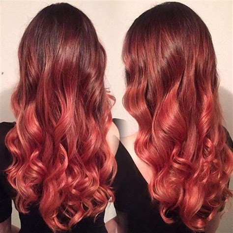 Pink Hair Brown Shadow Root Chocolate Strawberry Ombre Of Chocolate Strawberry Hair Color 10 Best Hairstyles For 2015 Fall Hairstyles Strawberries And Ombre Hair Color