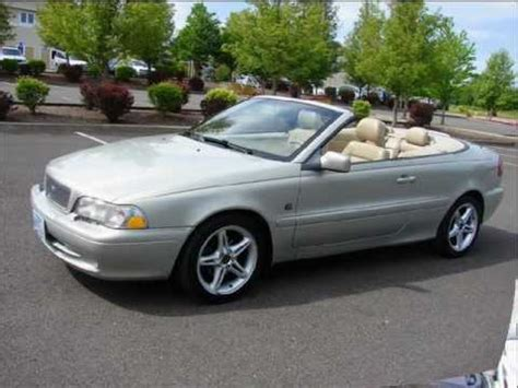 Lu Stop C70 By Loak Cb 2001 volvo c70 convertible sold