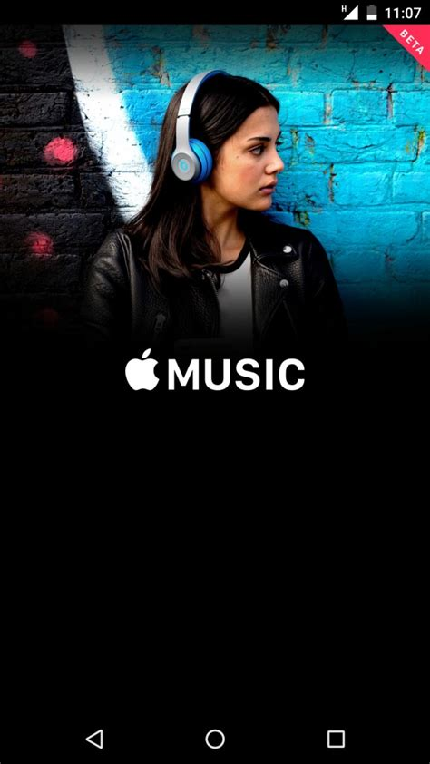 apple music android apple music for android is no longer a beta following