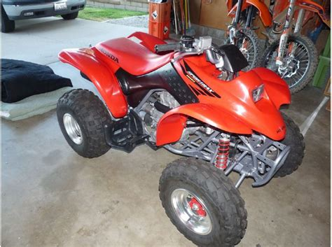 honda trx250ex parts 2004 honda trx250ex for sale