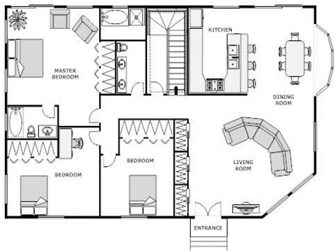 Home Design Layout | dreamhouse floor plans blueprints house floor plan