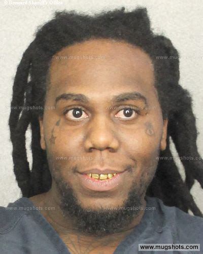 Broward County Felony Records Ahmad Robinson Mugshot Ahmad Robinson Arrest Broward County Fl Booked For