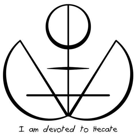 hecate symbolism les 25 meilleures id 233 es de la cat 233 gorie hecate symbol sur pinterest symbole pour tous