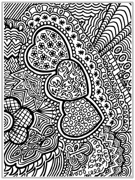 Printable Coloring Pages Abstract Az Coloring Pages