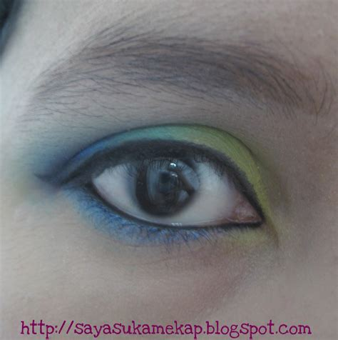 Lipstik Silkygirl Untuk Bibir Hitam sayasukamekap contest quot gaya makeup vogue quot