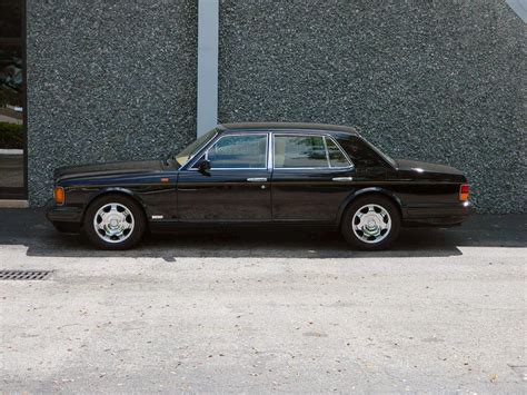 bentley turbo r 1996 bentley turbo r sedan 184786