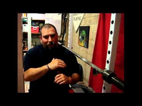 bench press shoulder impingement bench press and shoulder impingement re upload youtube