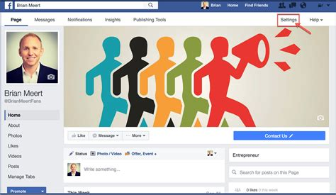 how to a fan page how to update your fan page preferred audience