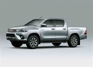 Toyota Makes And Models 2017 Toyota Hilux Release Date Price Specs 2017 Model Cars