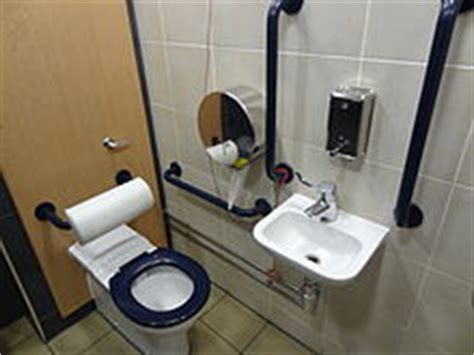 what do british people call the bathroom accessible toilet wikipedia