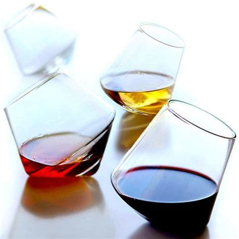 fun barware cool wine glasses for the home pinterest