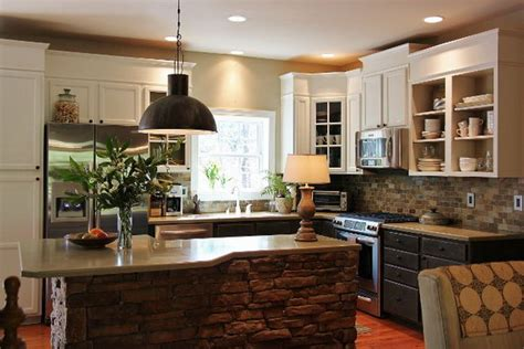 stone island kitchen 20 cool kitchen island ideas hative