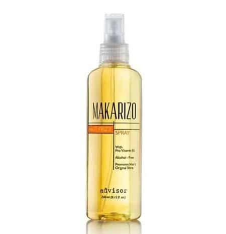 Harga Makarizo Frizz Spray 10 merk minyak rambut untuk rambut kering yang bagus