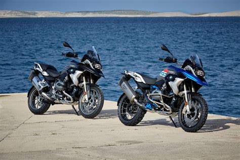2017 bmw r 1200 gs and rallye look cycle news