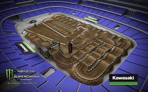ama motocross tracks 2017 energy supercross track layouts