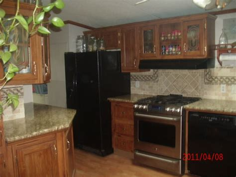 Kitchen Cabinets Remodeling 3 great manufactured home kitchen remodel ideas mobile