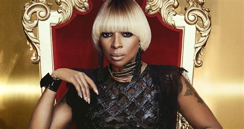 mary j blige pictures mary j blige announces strength of a woman tour see