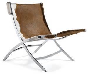 Leather Easy Chair Design Ideas Cowhide Pk22 Style Easy Chair Modern Armchairs And Accent Chairs By Advanced Interior Designs