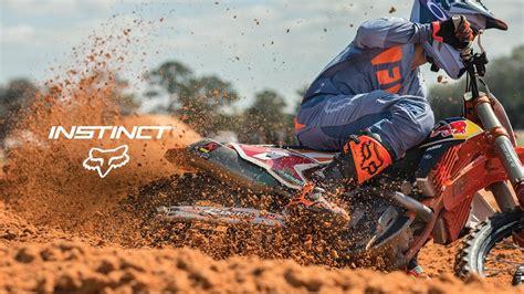 Sepatu Motocross Fox Instinct fox mx instinct boots a step ahead of the rest