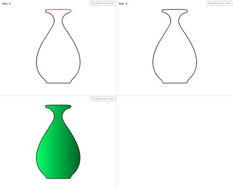 How To Draw A Vase Step By Step by 778 Best Images About How To Draw For On