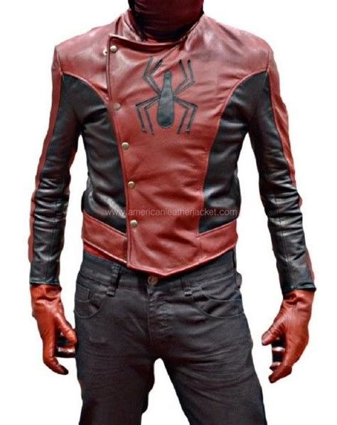 Jaket The Last last stand spider leather jacket