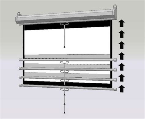 Screen Projector Manual 80 Inci elite screens manual 80 inch pull projection manual