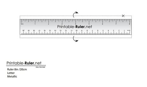 printable free ruler printable ruler freepsychiclovereadings com