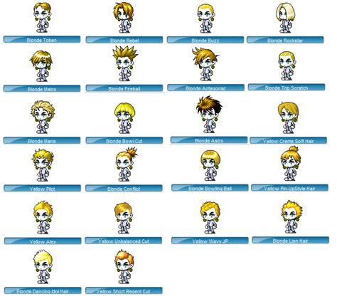 maplestory all town hairstyles maplestory all haircuts maplestory all haircuts maplestory