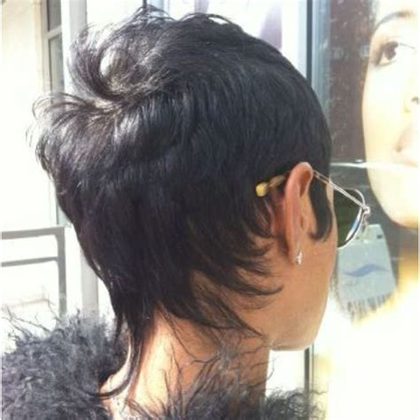 short cut in top and long back 17 best ideas about short hair back on pinterest short
