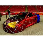 STRANGE SPIDERMAN CUSTOM CAR  SPIDEY INCREDIBLE