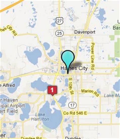 map haines city florida haines city fl hotels motels see all discounts