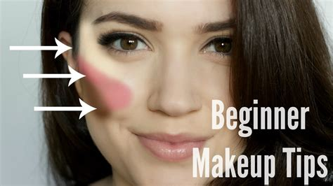 makeover tips beginner makeup tips tricks themakeupchair youtube
