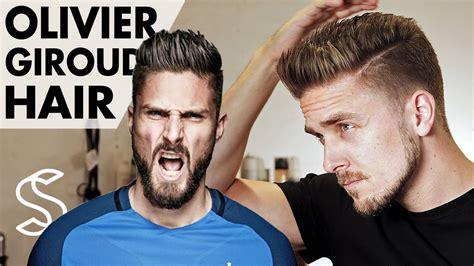 Olivier Giroud Hairstyle 2017 ? Arsenal Footballer ? Short