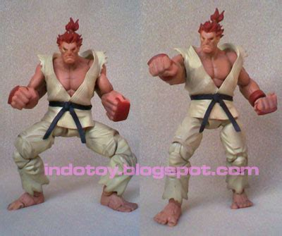 Doraemon Isi 6 Vinly steet fighter jual figure page 2