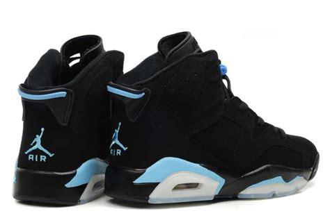 Most Comfortable Jordans 2012 Nike Air Jordans 6 Vi Black Sky Blue Air Jordan