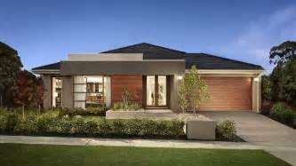 Diseno De Casa de casas de una planta modernos modelos de fachada y planos de