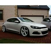 Modified VW Scirocco 2008  Character Development