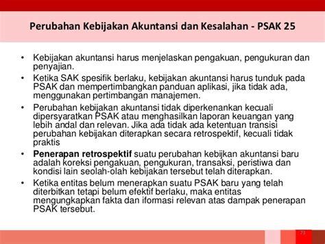 Panduan Praktis Sak overview implementation ifrs 25032015