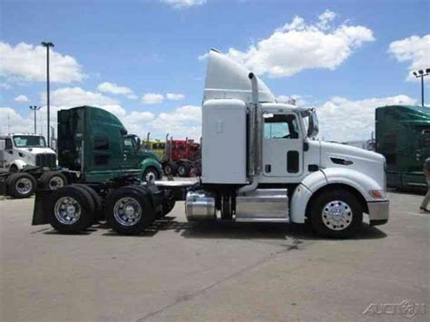 Peterbilt 384 Sleeper by Peterbilt 384 2012 Sleeper Semi Trucks