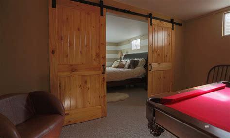 50 Ways To Use Interior Sliding Barn Doors In Your Home Basement Barn Doors