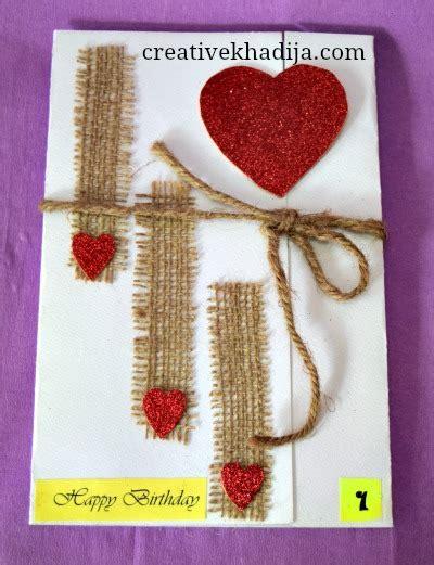 Handmade Craft Items For Sale - how to make handmade eid birthday wishing cards