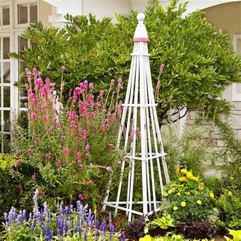 Shaped Garden Trellis Pin By Barb Our Fairfield Home Garden On Hometalk