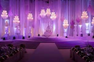 Crystals For Chandeliers Cheap Arabic Wedding Also Great For A Fashion Show Wedding