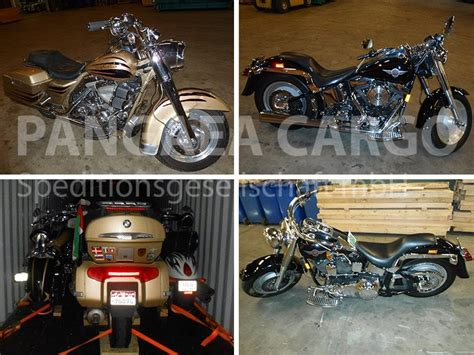 Motorrad Verschiffen Usa Nach Deutschland by Usa Motorrad Import
