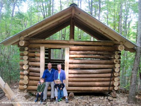 Log Sheds by Coldholler Log Cabin Pub Entertainment From Mountains Of