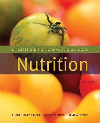 understanding nutrition books understanding normal and clinical nutrition book 6