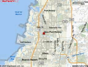 map of new port richey florida new port richey locksmith service florida fl